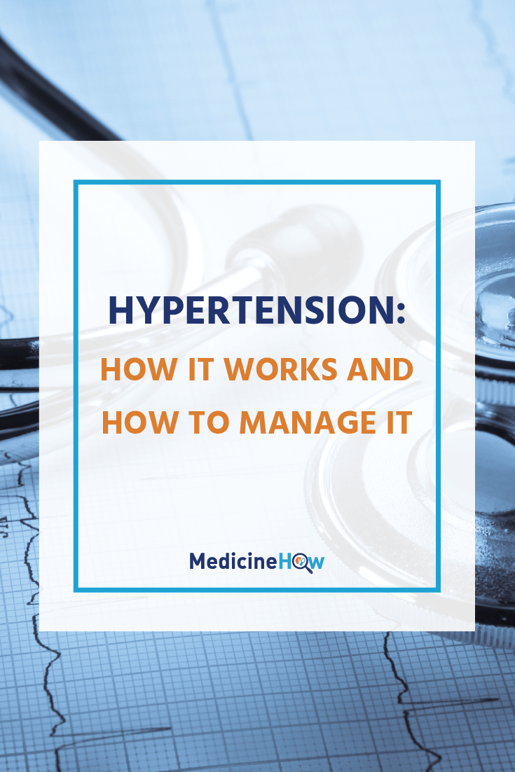 How to Manage Your Blood Pressure | Learn more about how hypertension works and what you can do to keep your blood pressure under control. You can also sign up for the free Blood Pressure Reset Challenge at the end of the post!