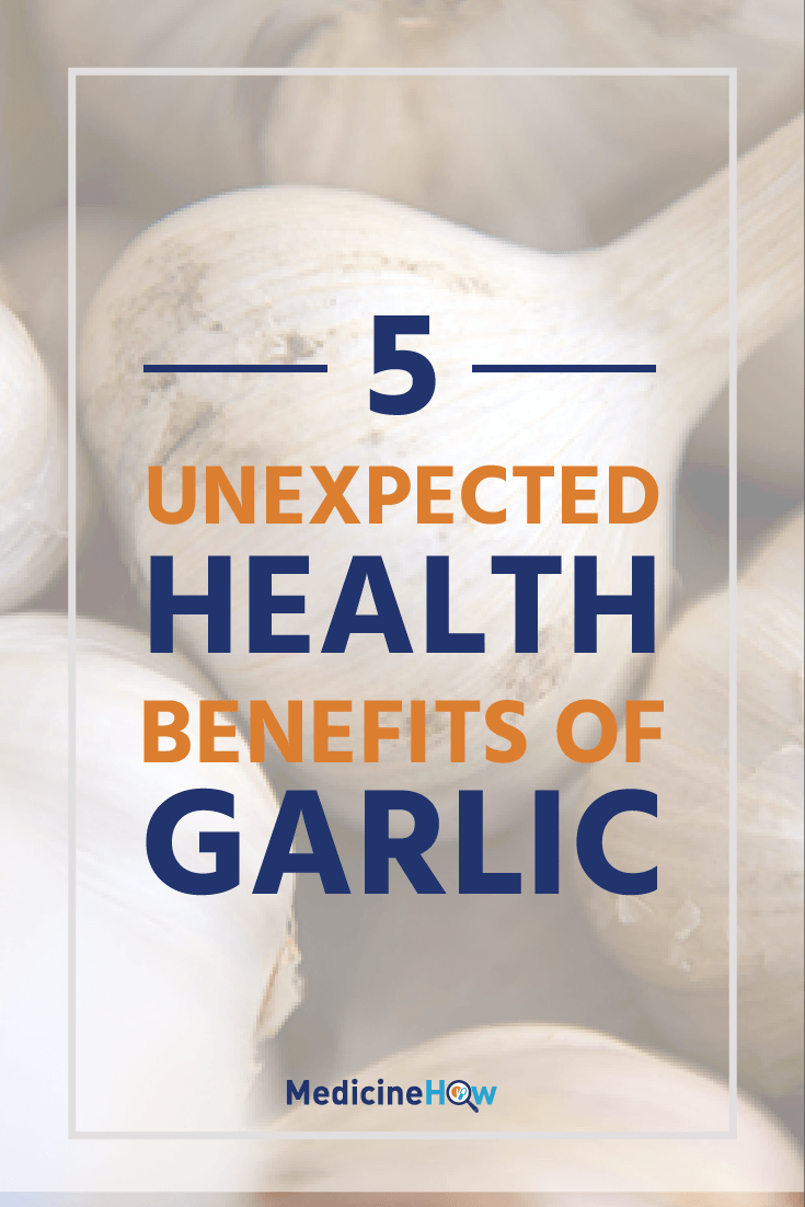 Garlic has several important medicinal properties and health benefits. Read now or repin for later to read more about how you can use garlic to improve your health!