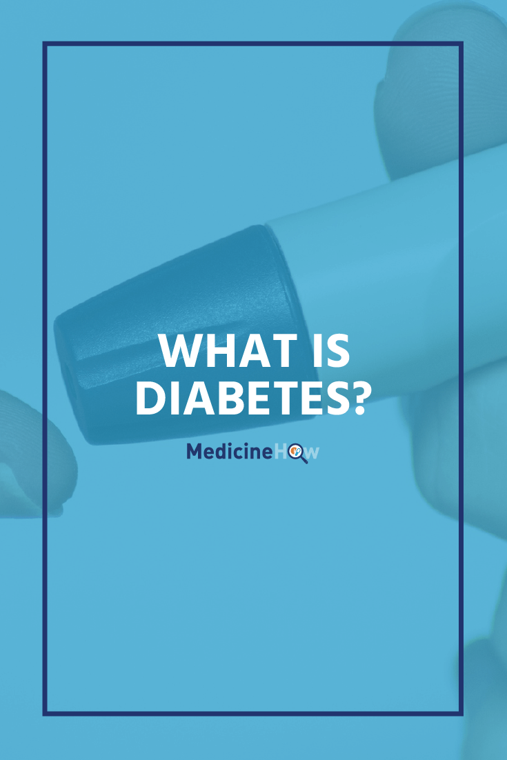 Diabetes is a health condition that involves high levels of glucose or sugar in your blood, which can damage your body. This post explains more about the how and why of diabetes in simple terms. Click through to read!