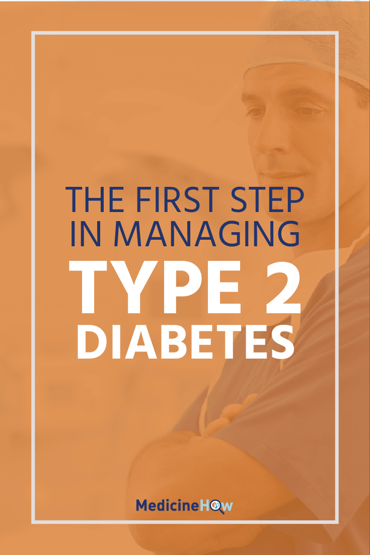 If you have type 2 diabetes, you may not need to take medication at first. No, the first step in the treatment is all natural, to rethink your diet and lifestyle. Read more here!
