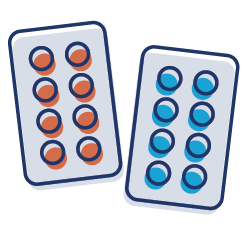 Drug Combinations Icon