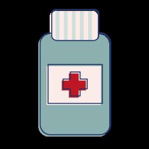 Medicine Antibiotic Icon