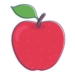 Apple Food Overdose Icon