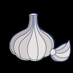 Garlic Food Overdose Icon