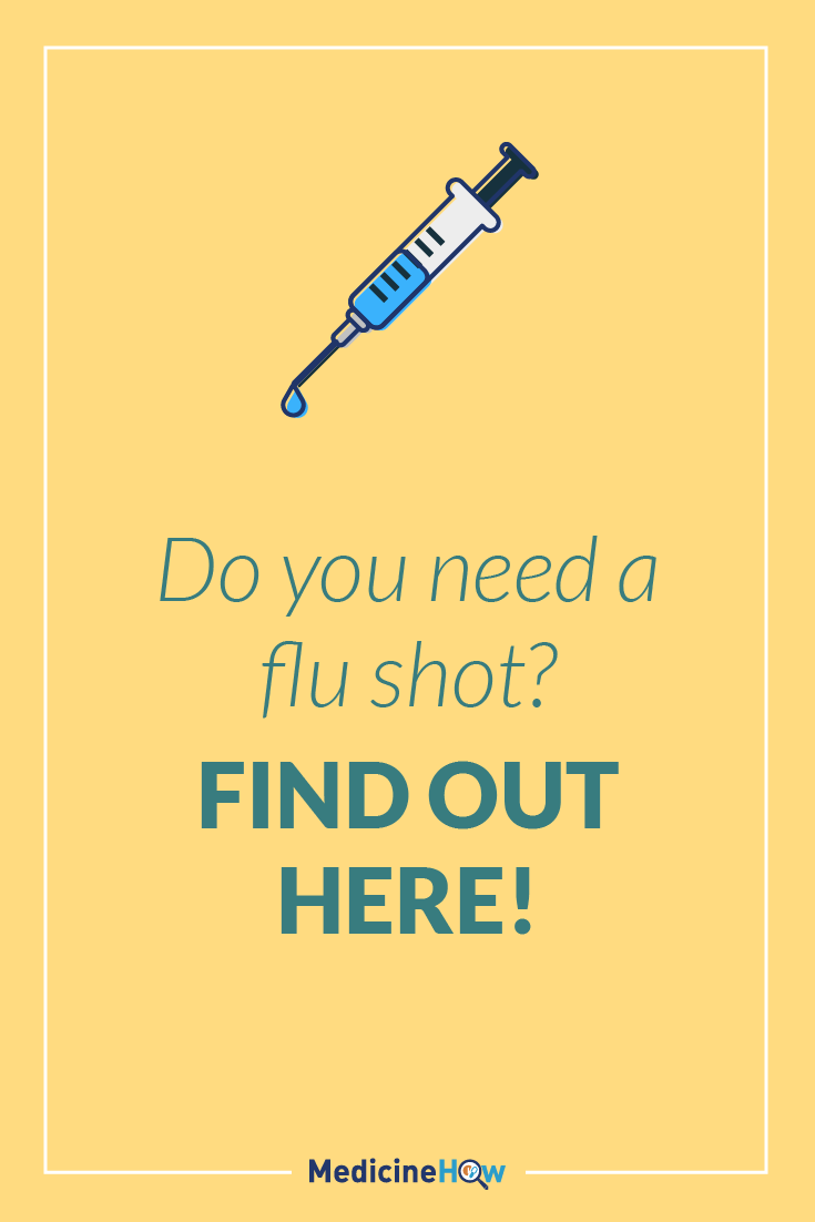 Do you need a flu shot? Find out here!