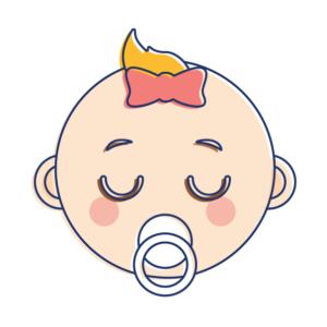 Flu Shot Baby