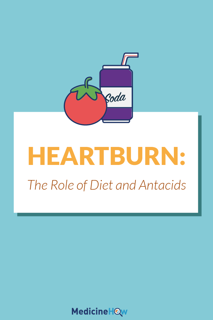 Heartburn: The Role of Diet and Antacids