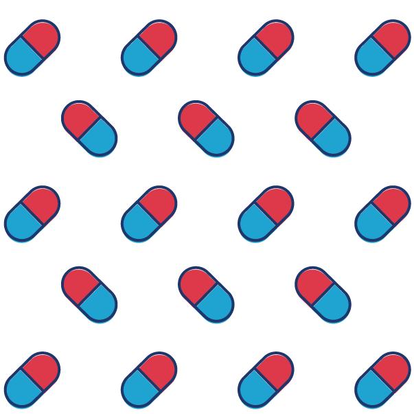 Bandaid World Icon Pills