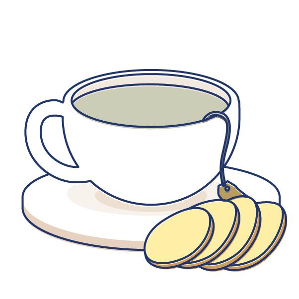 Ginger Reduce Nausea Tea