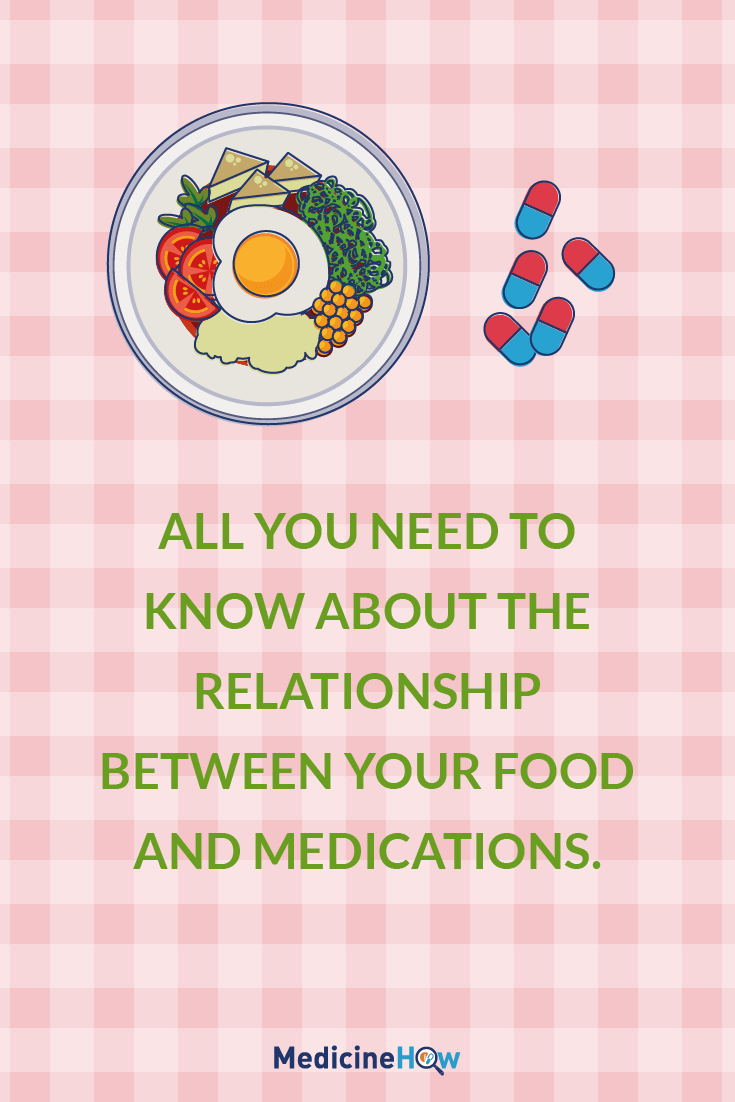 All you need to know about the relationship between your food and medications.