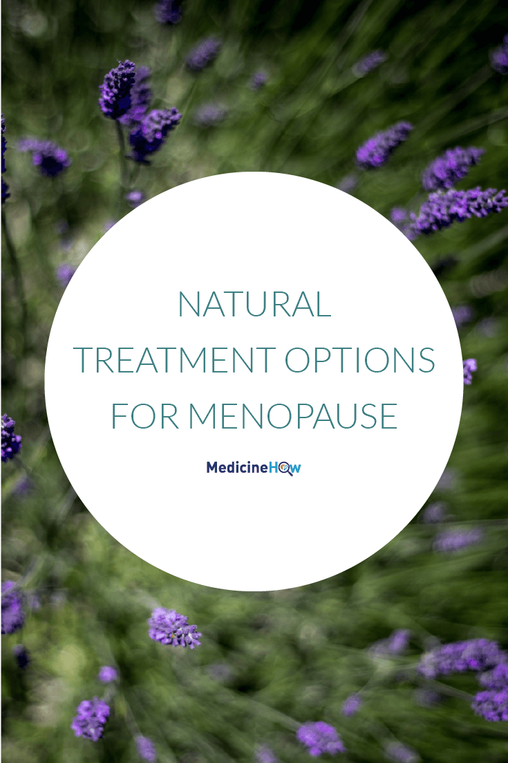 Natural Treatment Options for Menopause