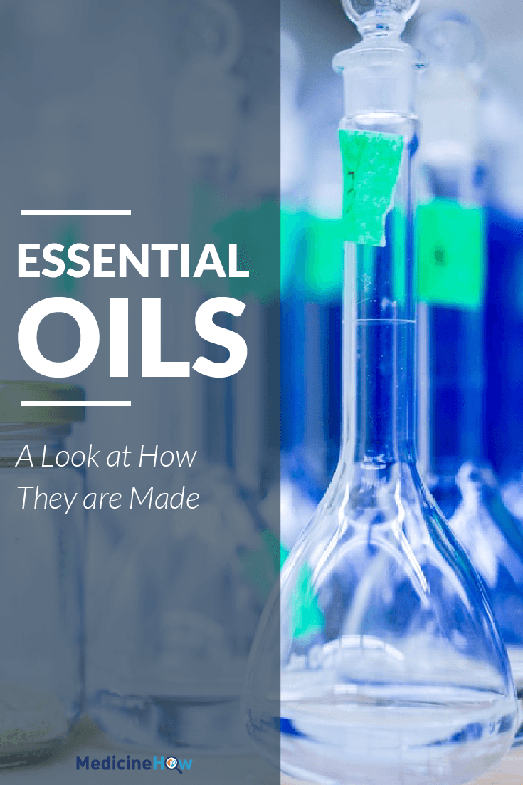 Essential Oils: A Look at How They are Made