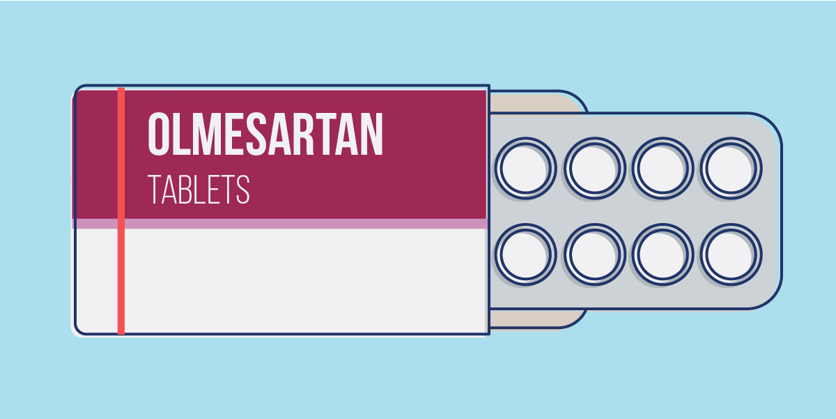 How Does Olmesartan Work?