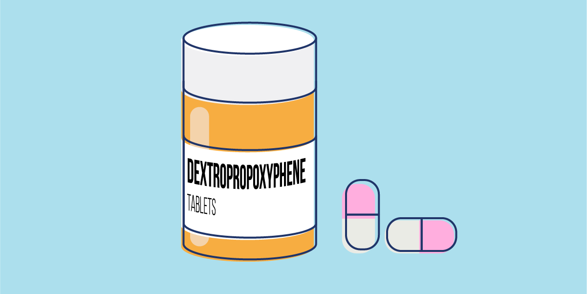 Propoxyphene and tramadol info