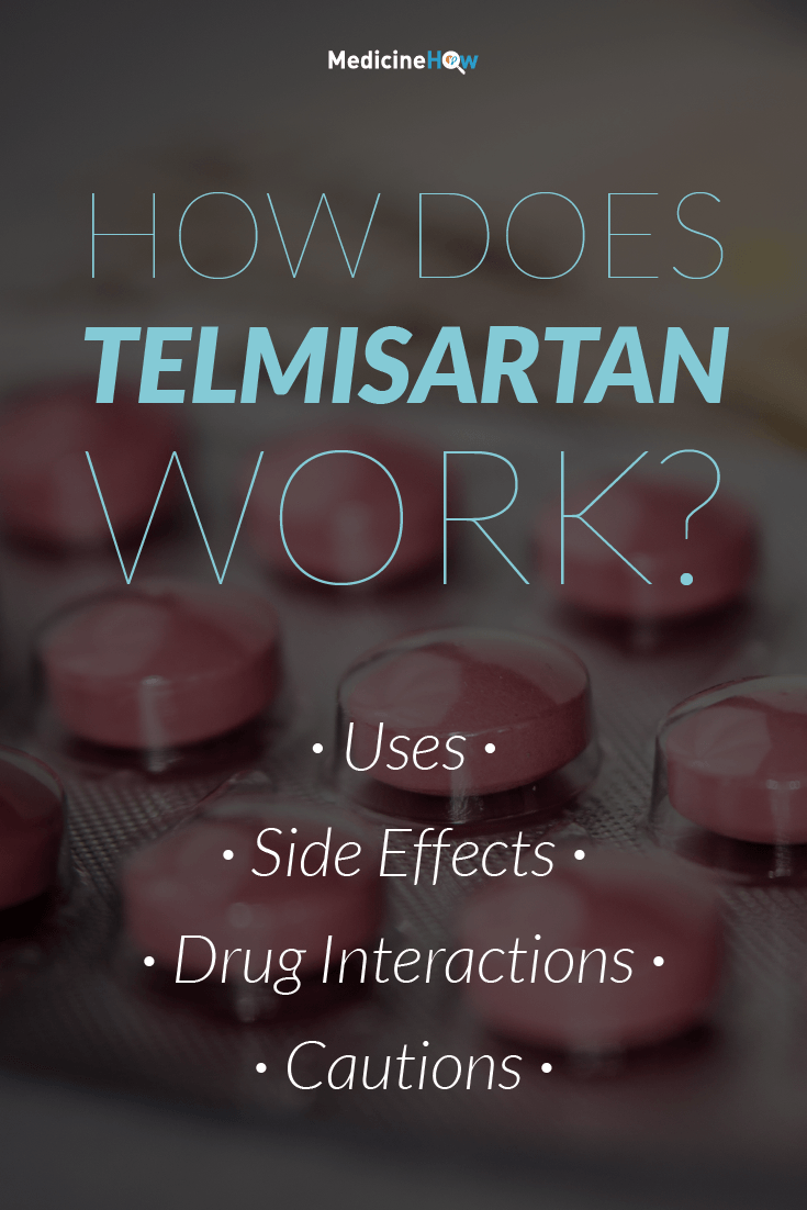How Does Telmisartan Work?