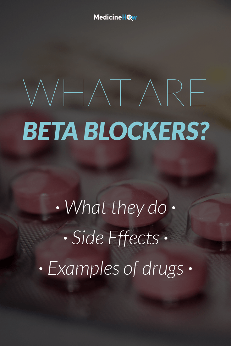 What Are Beta Blockers A Simple Overview