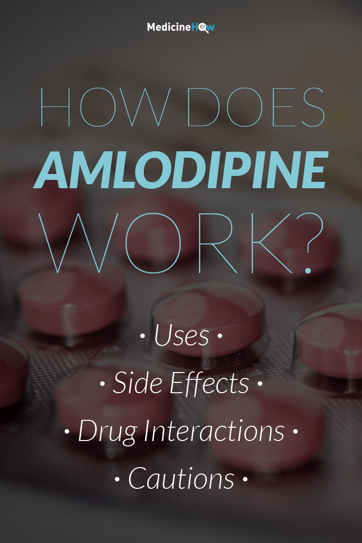 How Does Amlodipine Work?