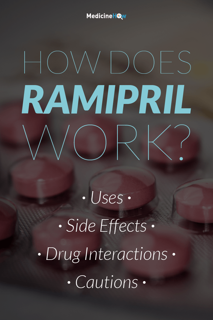 Ramipril 10mg Side Effects