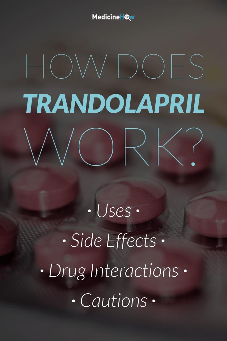 How Does Trandolapril Work?