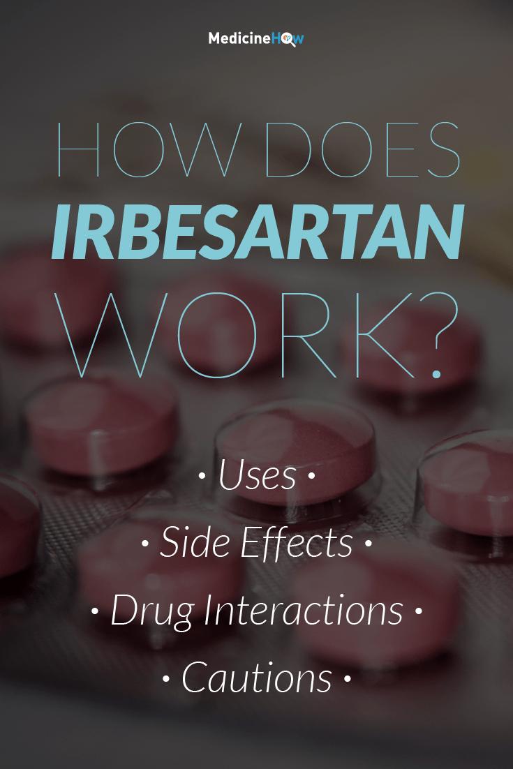 How does Irbesartan Work?