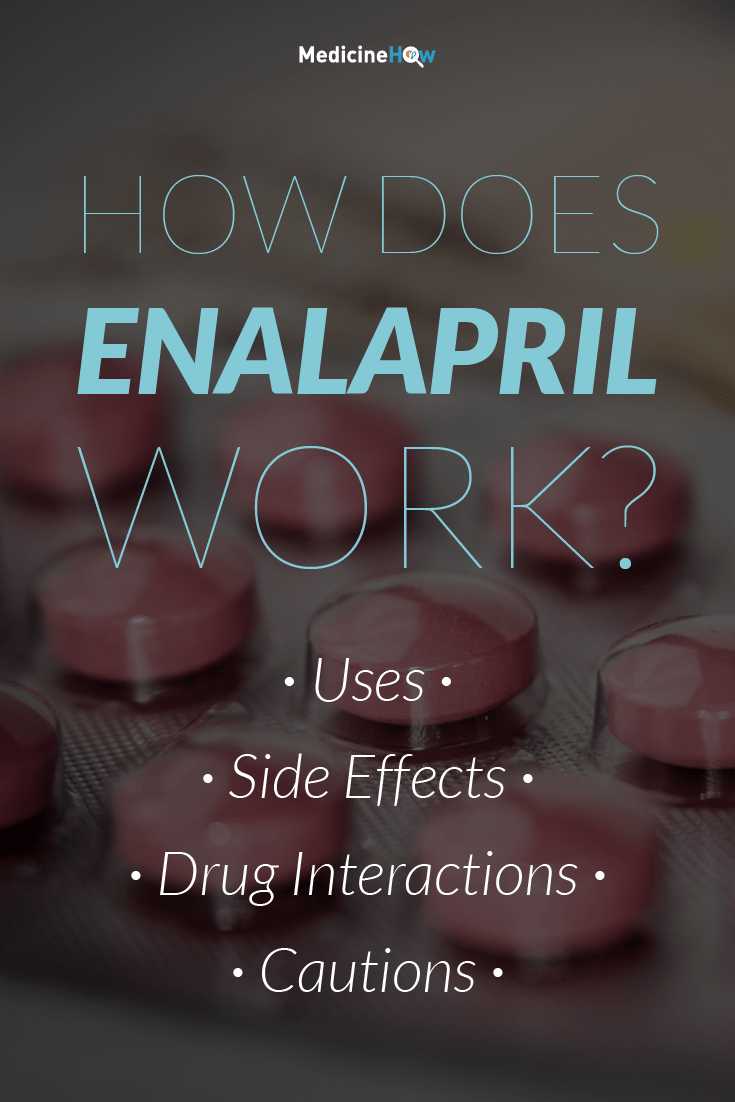 How Does Enalapril Work?