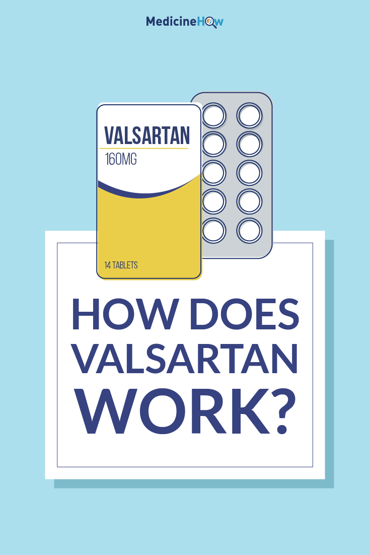 How does Valsartan work?