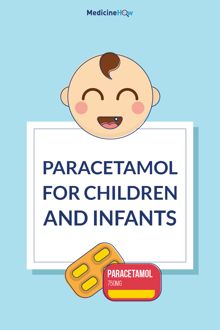Paracetamol for Children and Infants