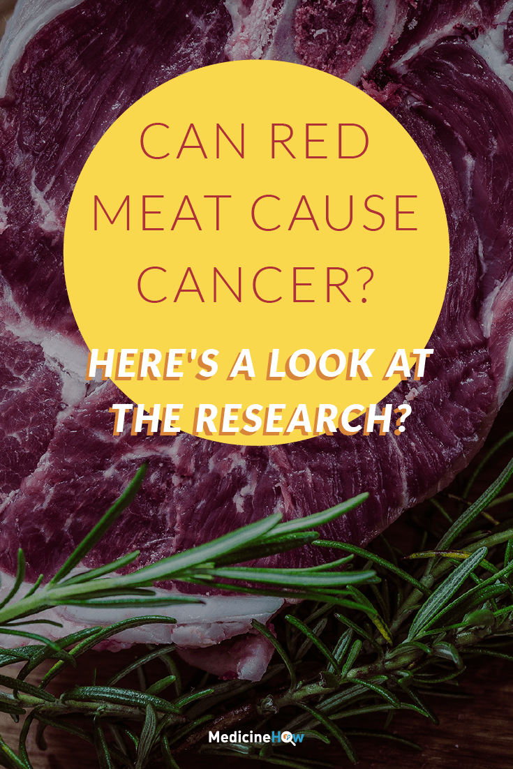 Can Red Meat Cause Cancer? Here's a look at the Research?