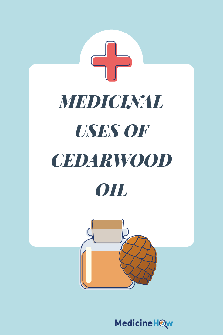 How Can Cedarwood Oil be Used?
