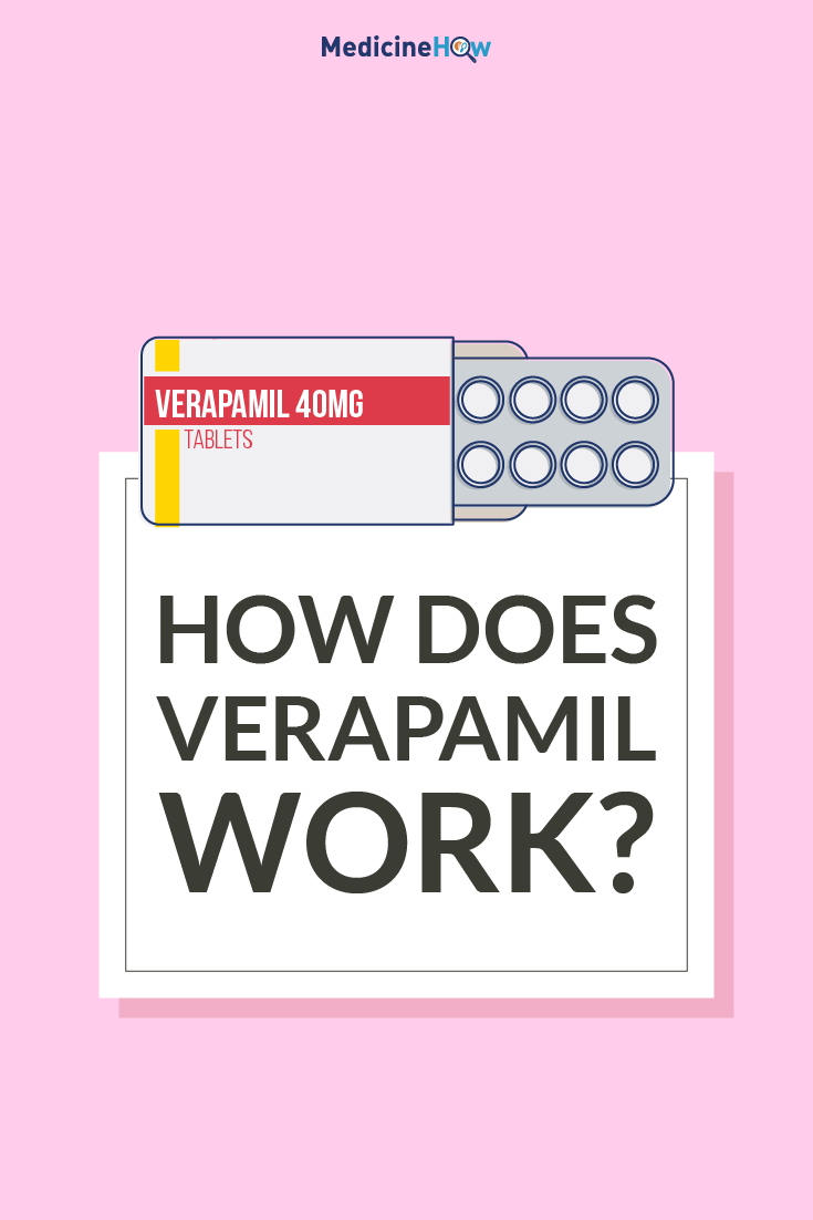 How Does Verapamil Work?