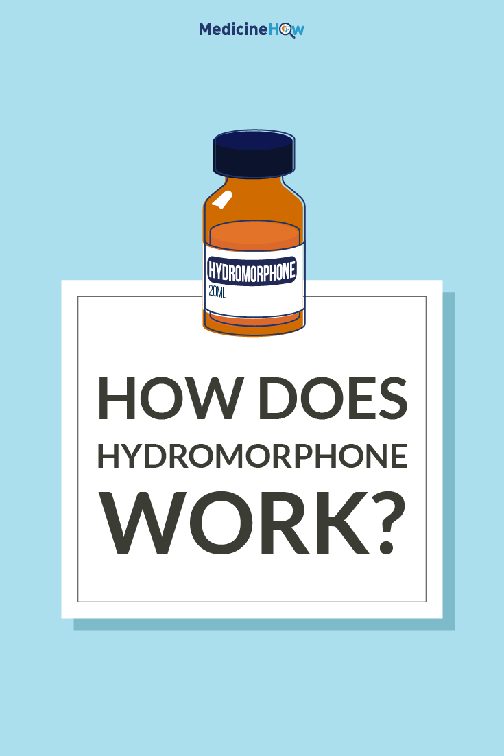 How does Hydromorphone work?