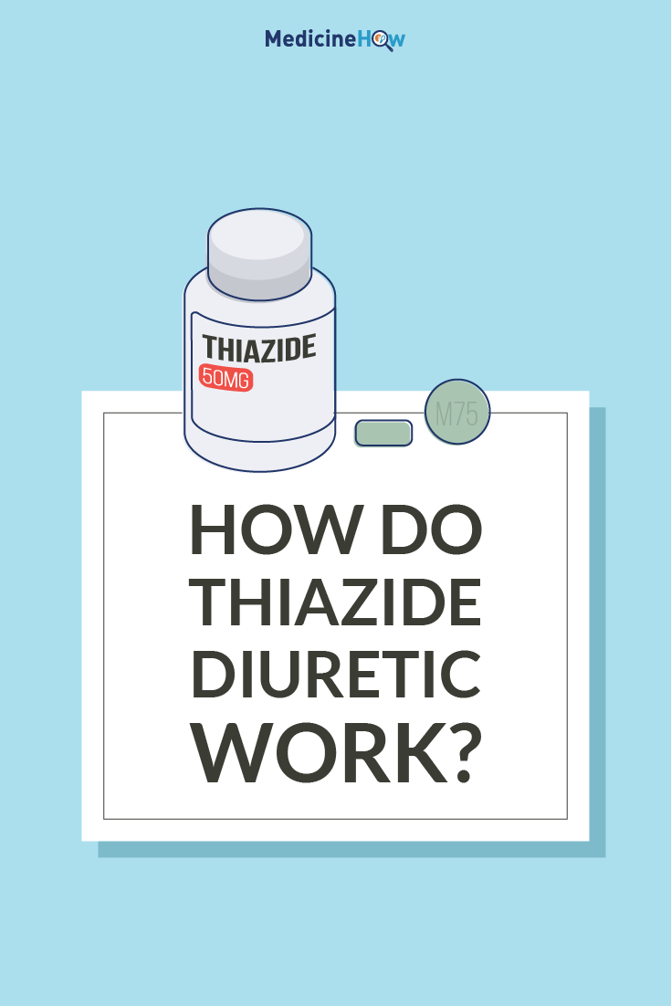 How Do Thiazide Diuretics Work?