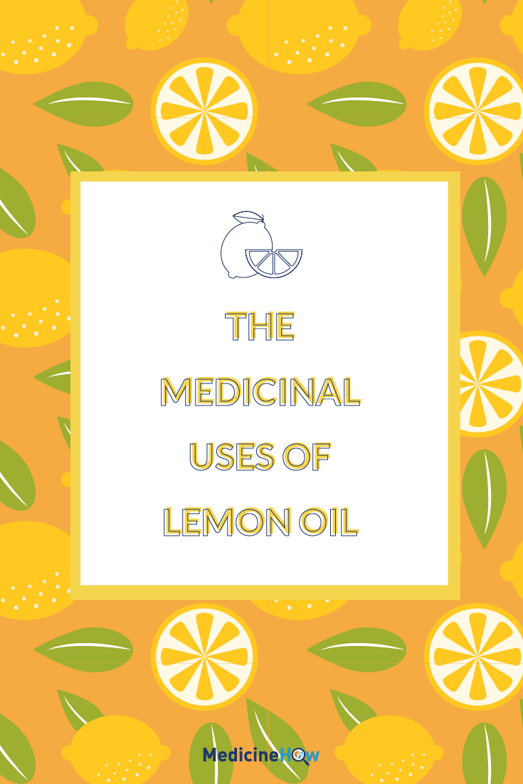 The medicinal uses of Lemon Oil