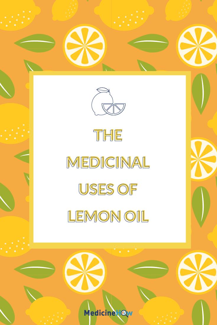 The medicinal uses of Lemon Oil
