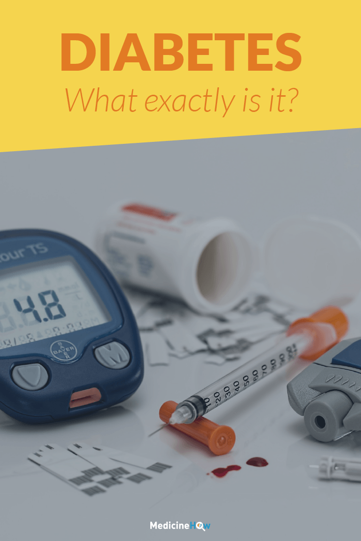 Diabetes: What exactly is it?