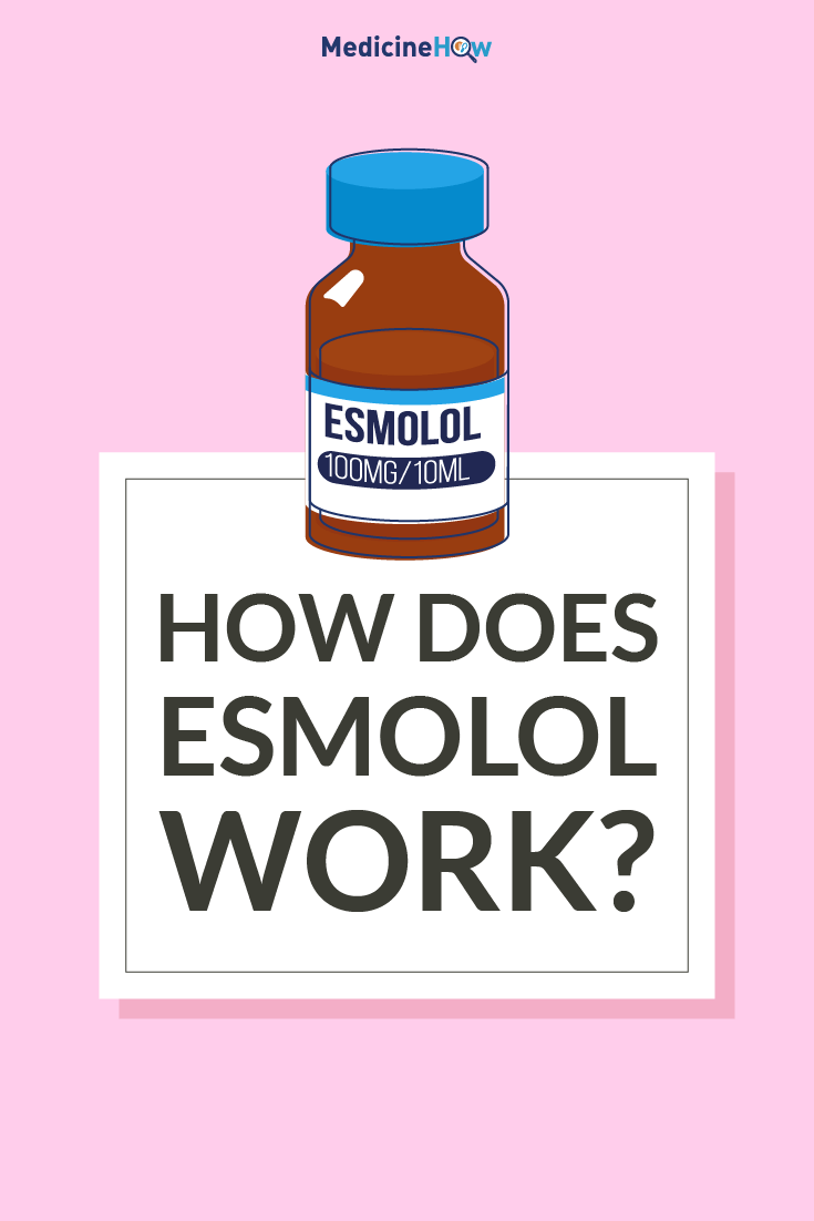 How does Esmolol work?