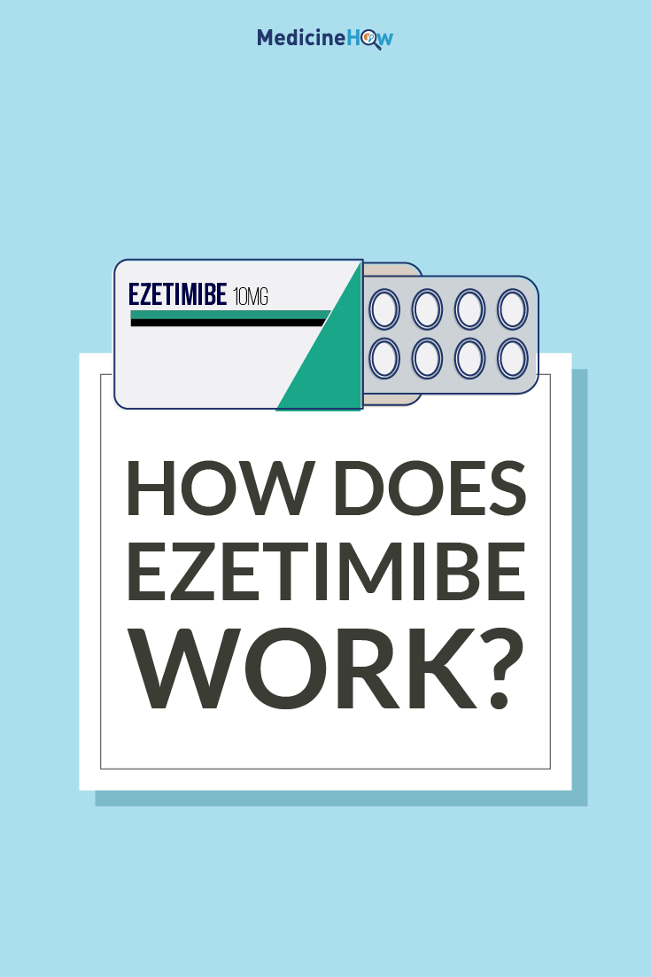 How does Ezetimibe work?
