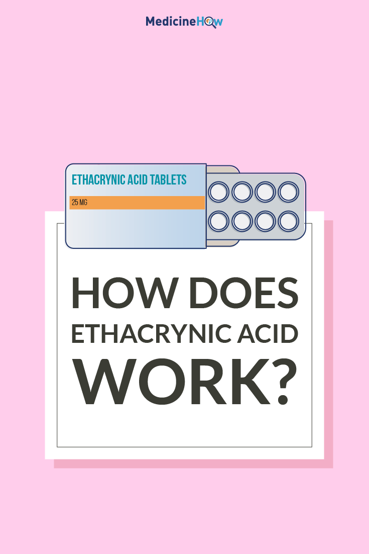 How does Ethacrynic Acid work?