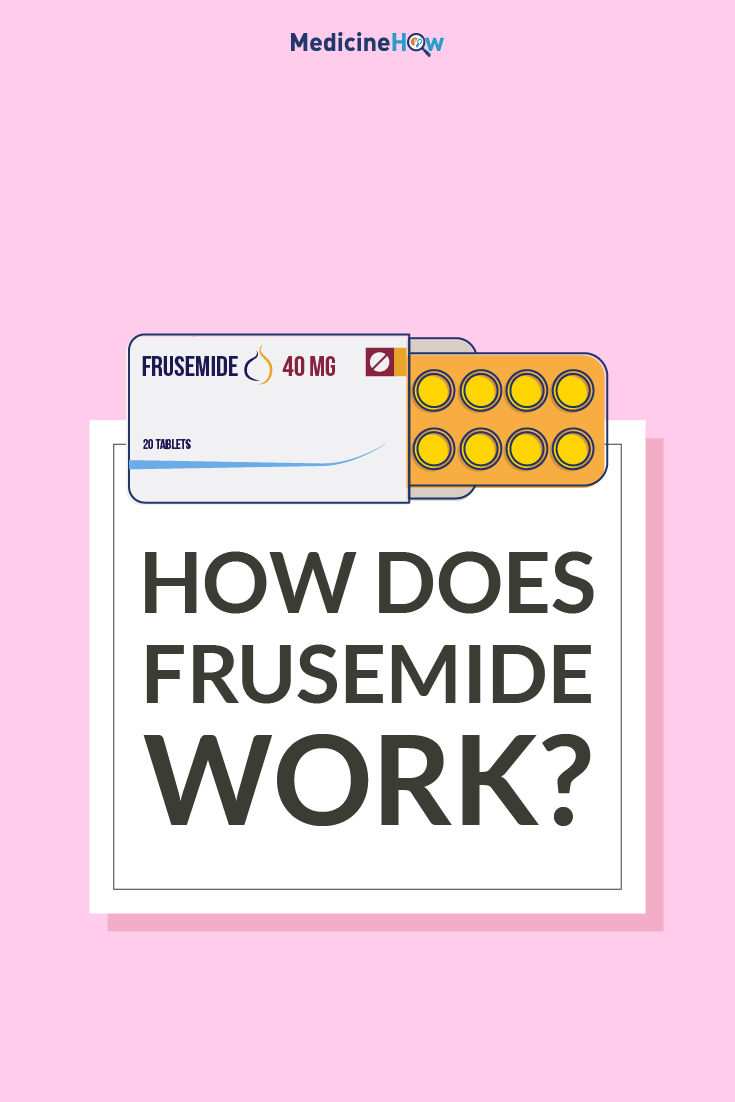 How does Frusemide work?