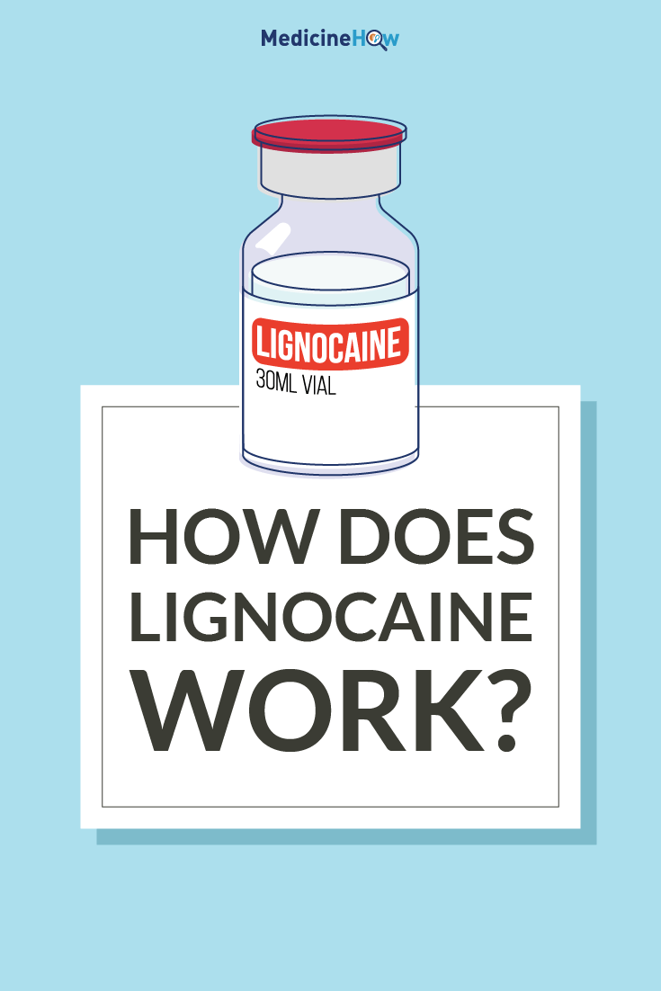 How does Lignocaine work?