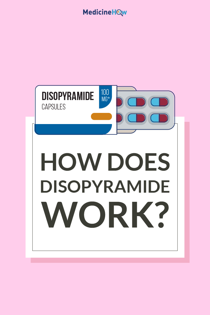 How does Disopyramide work?