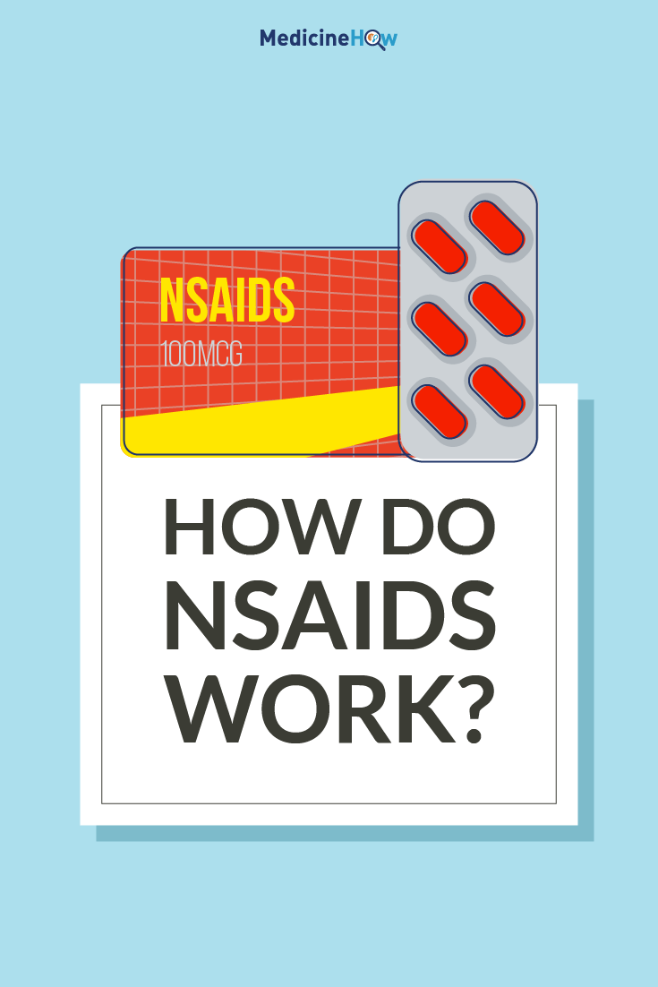 How do NSAIDs work?
