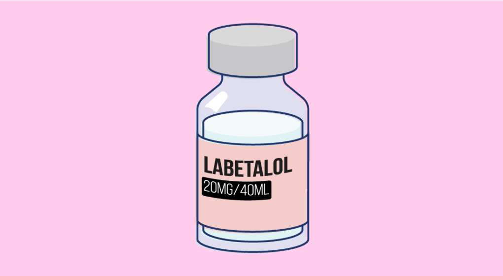 How does Labetalol work?