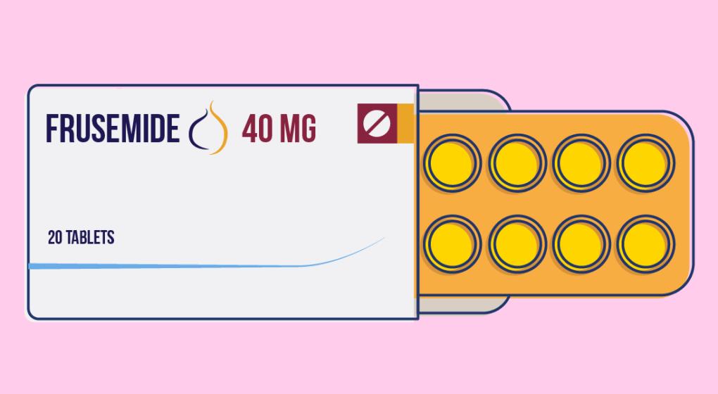How does Frusemide work