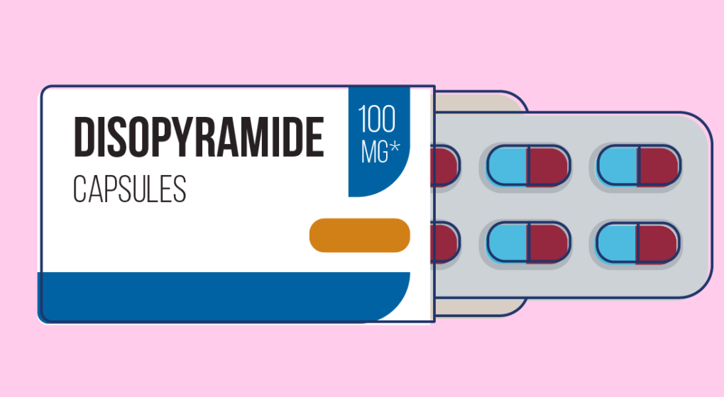 How does Disopyramide work