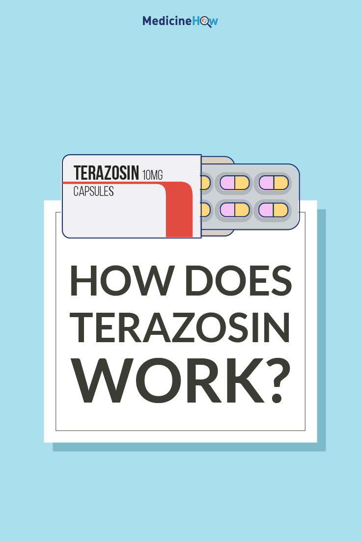 How does Terazosin work?