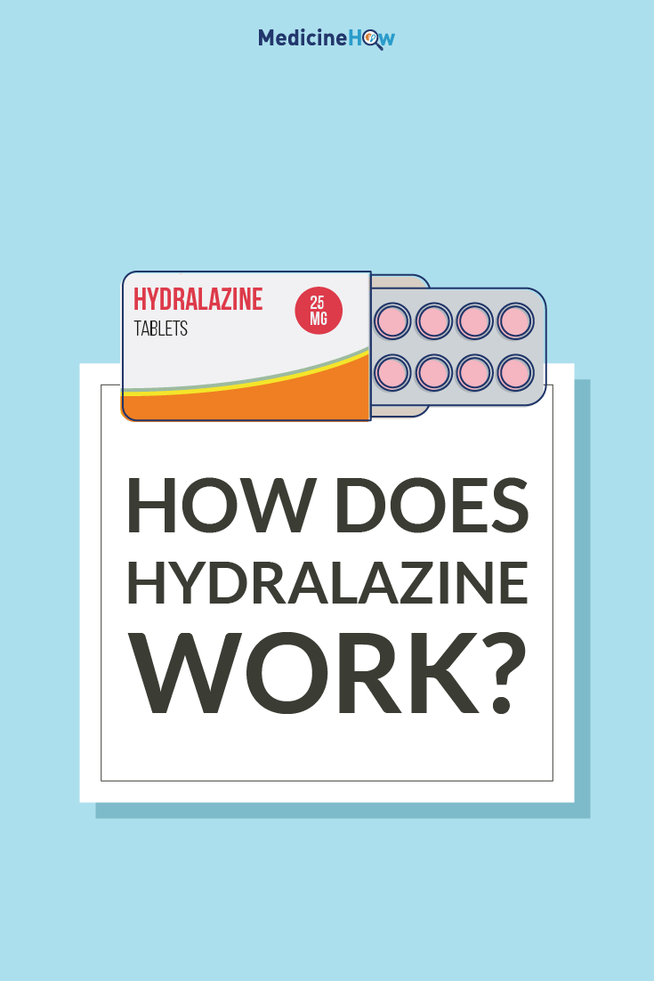 How does Hydralazine work?
