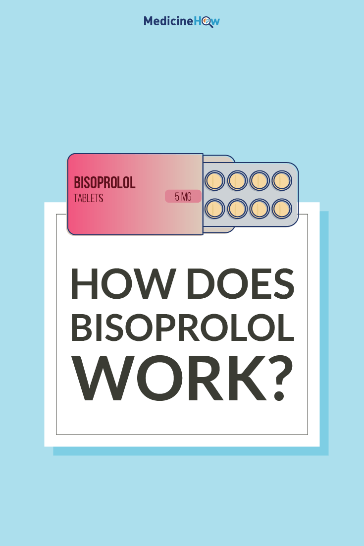 How does Bisoprolol work?