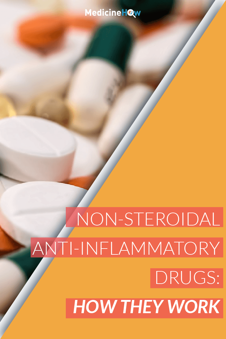 Non-Steroidal Anti-Inflammatory Drugs: How They Work