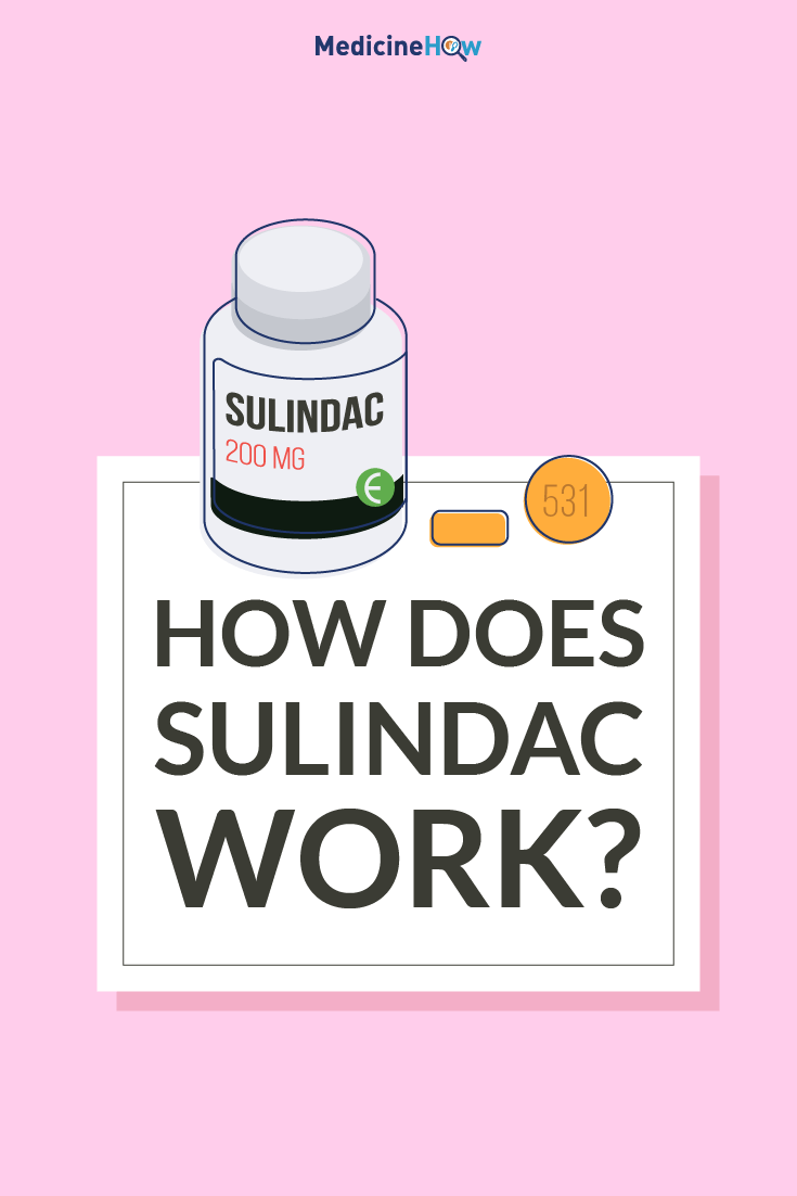 How Does Sulindac Work?